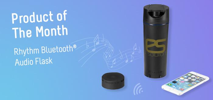 rhythm bluetooth audio flask