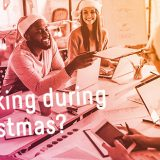 Does your company remain open during Christmas holidays?