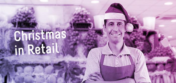 Christmas is THE peak season for retailers: