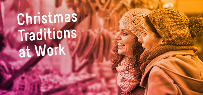 Christmas traditions at work all over Europe