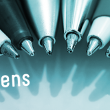 Printed pens are the most popular promotional products