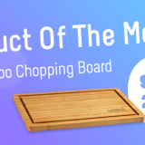 Product of the Month | Bamboo Chopping Board